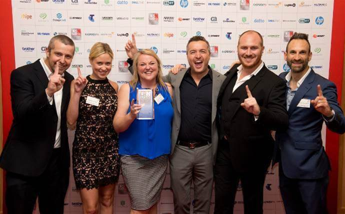 The 2016 CRN Fast50 red carpet