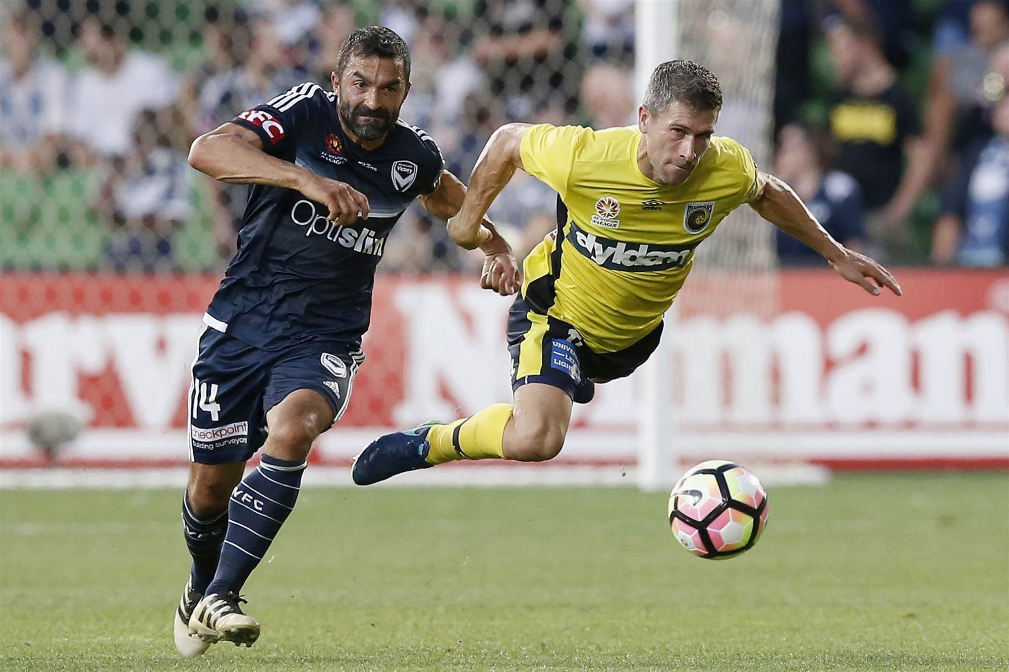 Victory v Mariners pic special