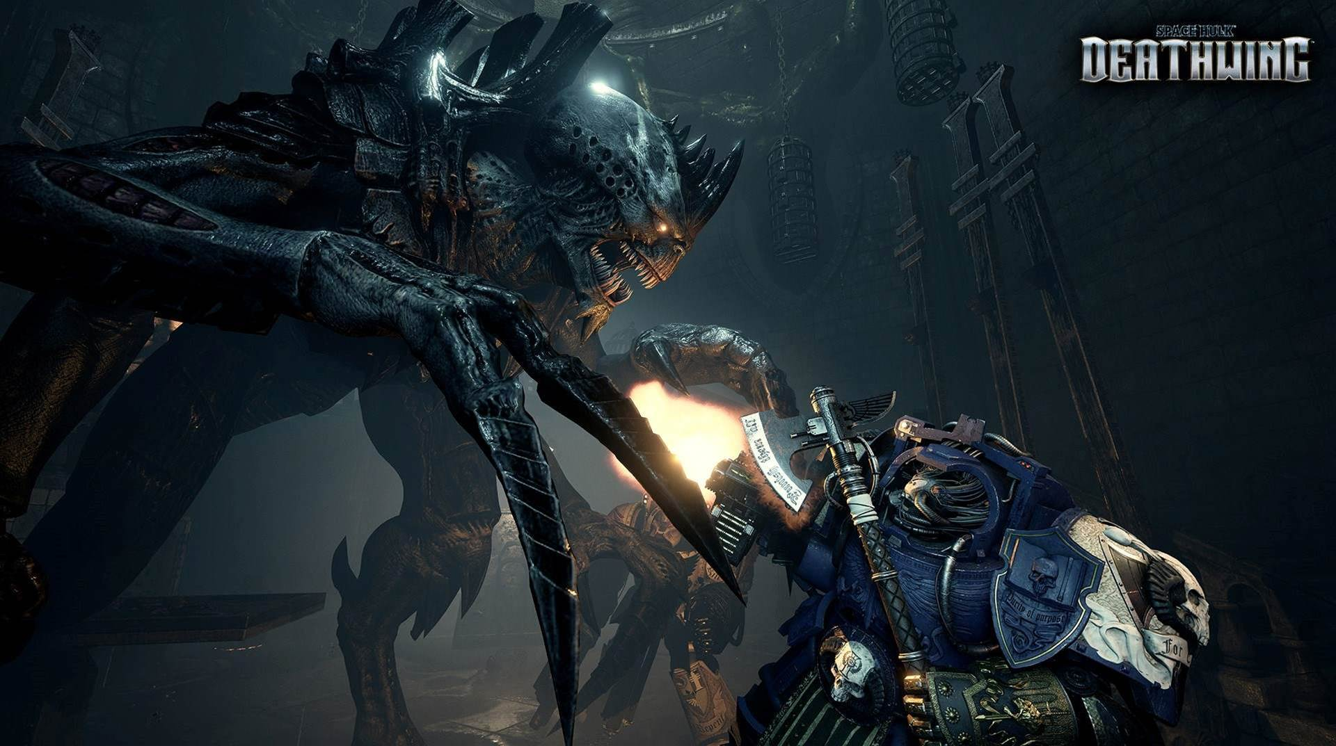 For the Emperor! Space Hulk: Deathwing screenshots