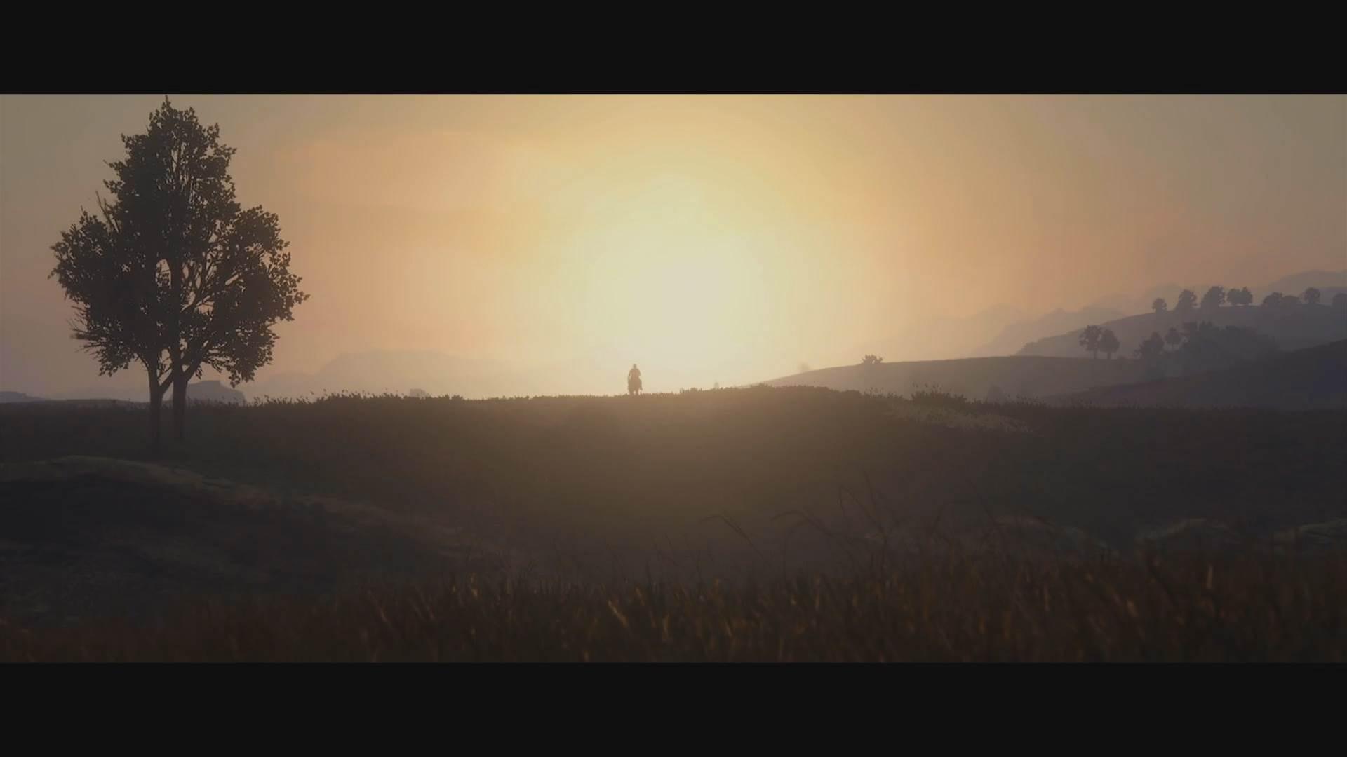 A wild herd of Red Dead Redemption 2 screen grabs
