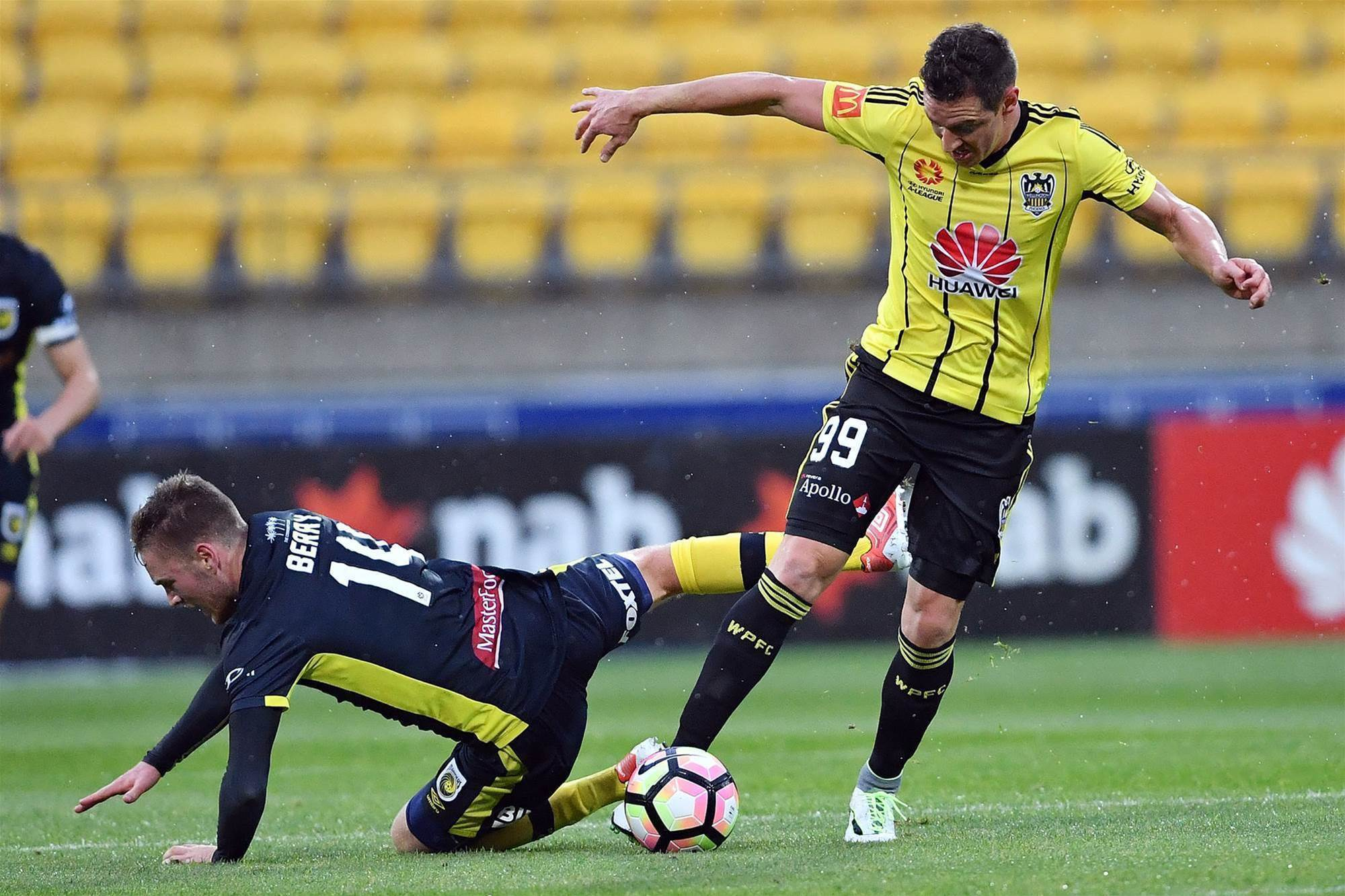 Phoenix v Mariners pic special