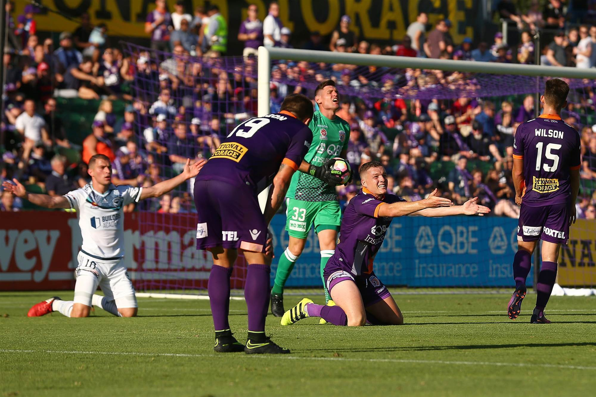 Glory v Victory pic special