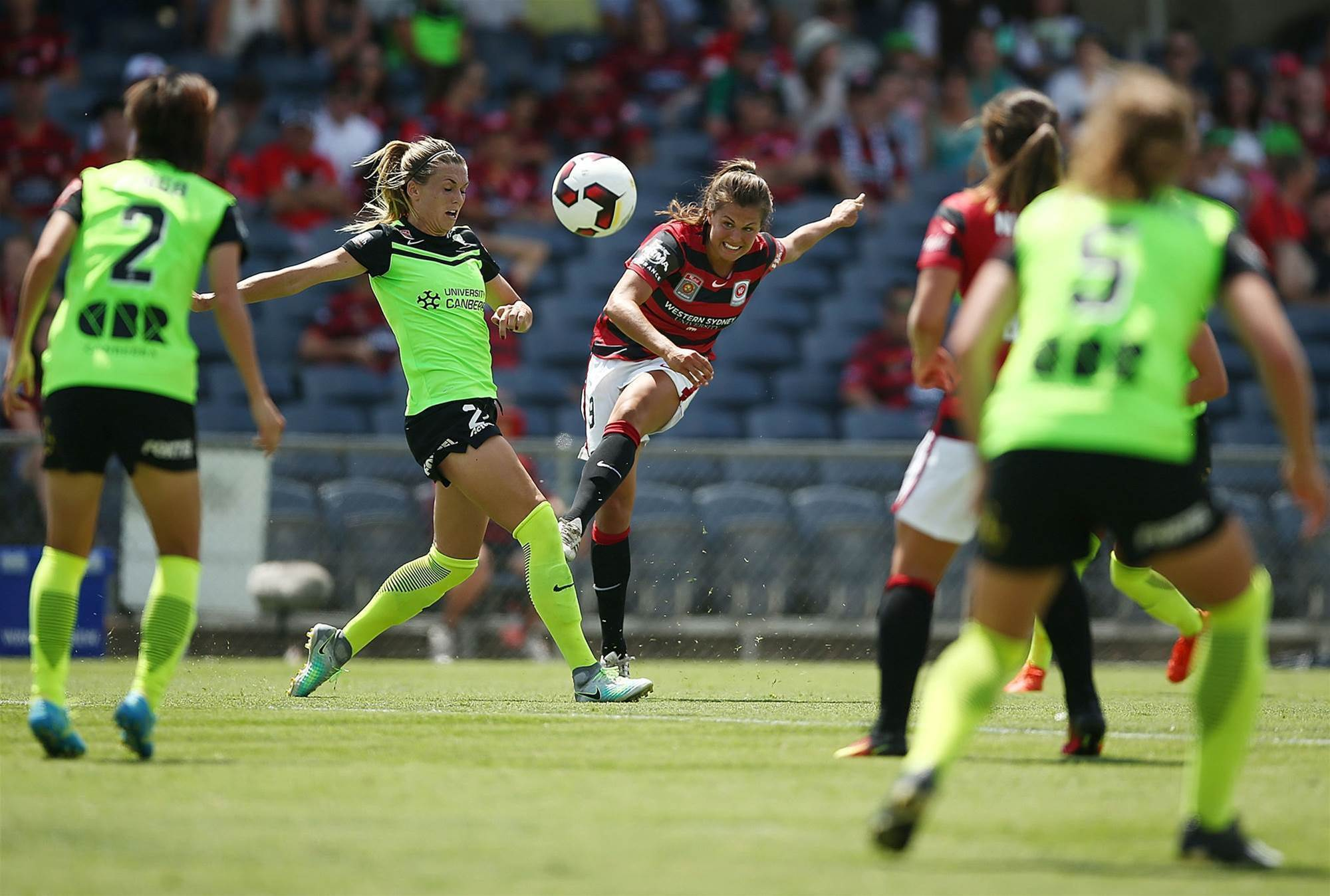 W-League Round 13 pic special