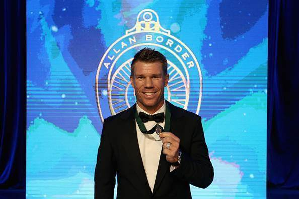 All the action from the Allan Border Medal