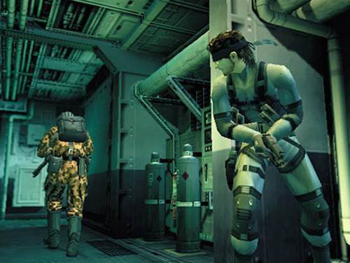 Eye Candy Retro - MGS2