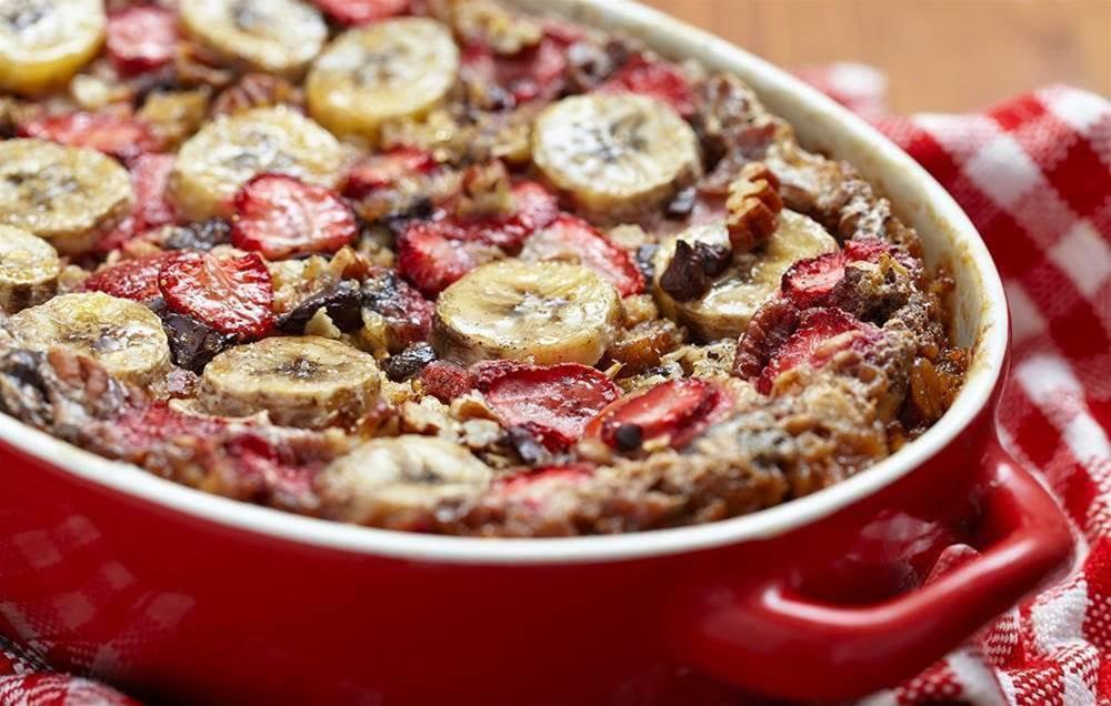 5 Most-Pinned Healthy Breakfast Recipes On Pinterest