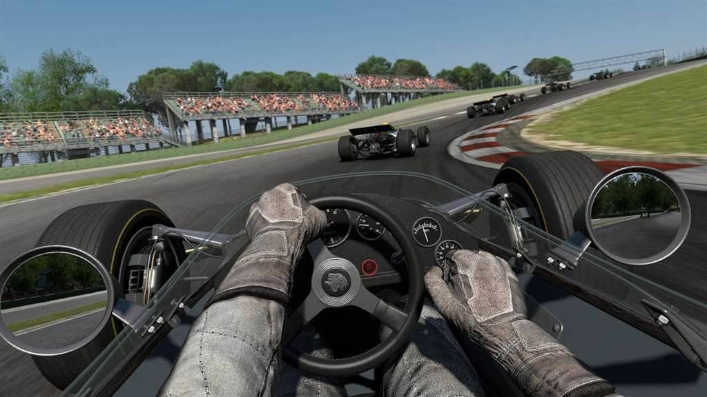 Project CARS release date announced