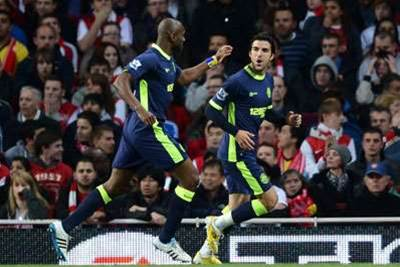 Wigan Shock Arsenal