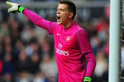 Szczesny wants Arsenal stay