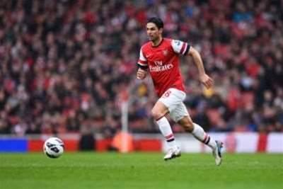 Arteta lauds Arsenal desire