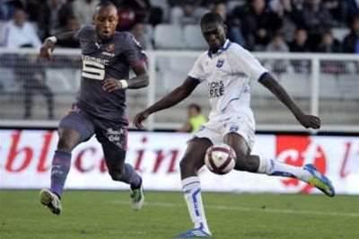 Sanogo relishing Arsenal move