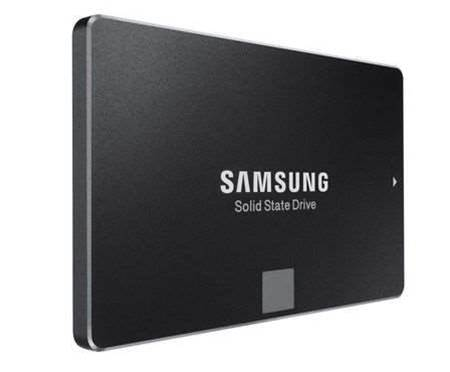 Samsung's latest 850 EVO SATA3 SSD features a massive 4TB