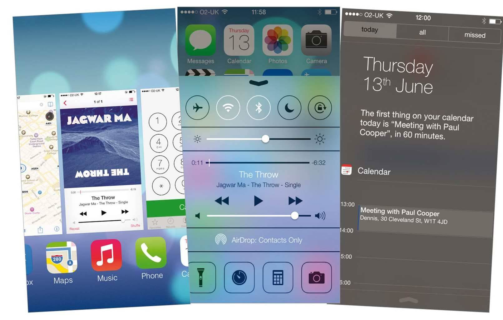 Review: Apple iOS 7