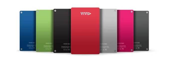Australian-made Vivid SSD makes its Kickstarter goal