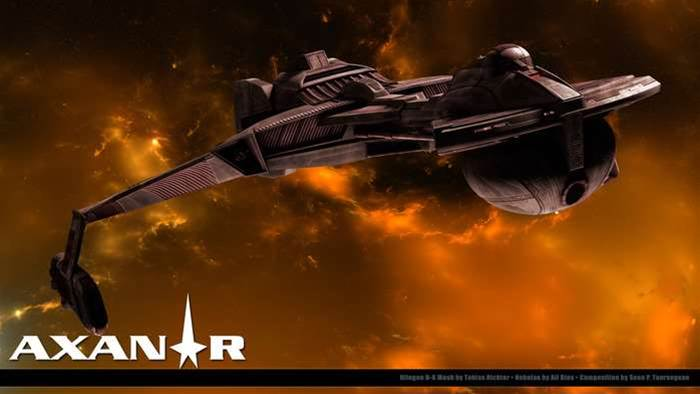 Star Trek: Axanar's Kickstarter is live