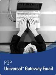 PGP Universal Gateway Email
