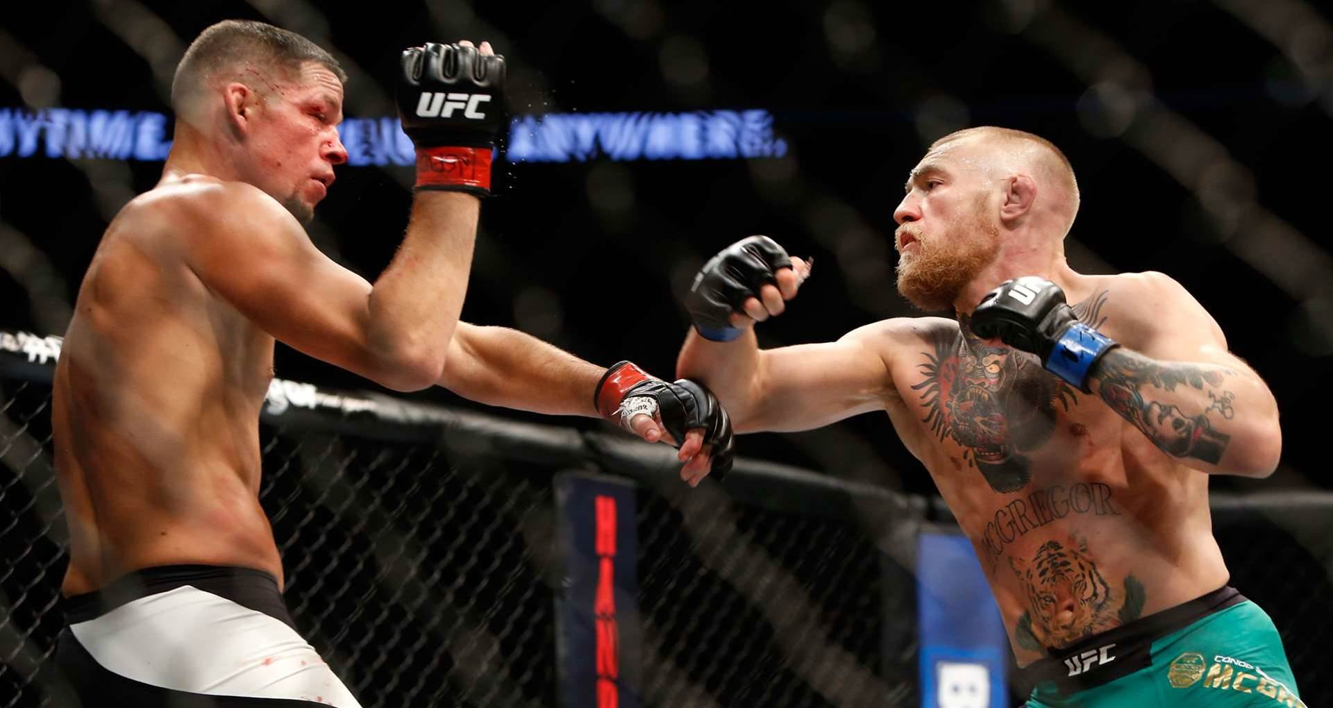 No McGregor-Diaz III for me, says Aussie UFC star