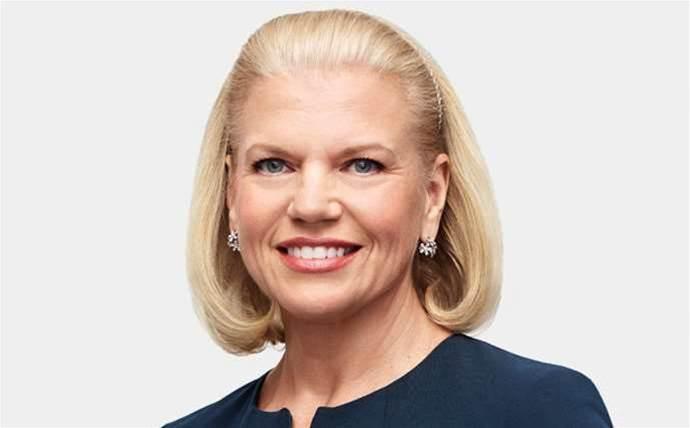 IBM boss pledges 25,000 hires on eve of Trump meeting