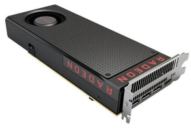 Official RX 480 pricing appears from AMD