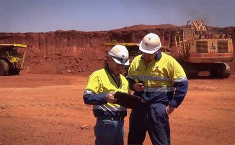 Microsoft partner's Fortescue project nominated for iAward