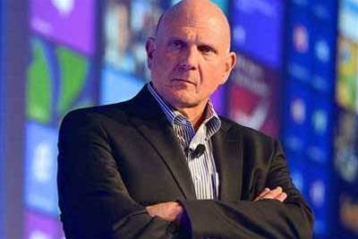 Ballmer: smartphones won't replace PCs