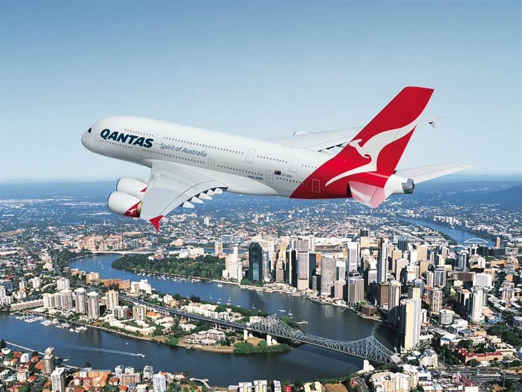 Qantas updates core IT systems