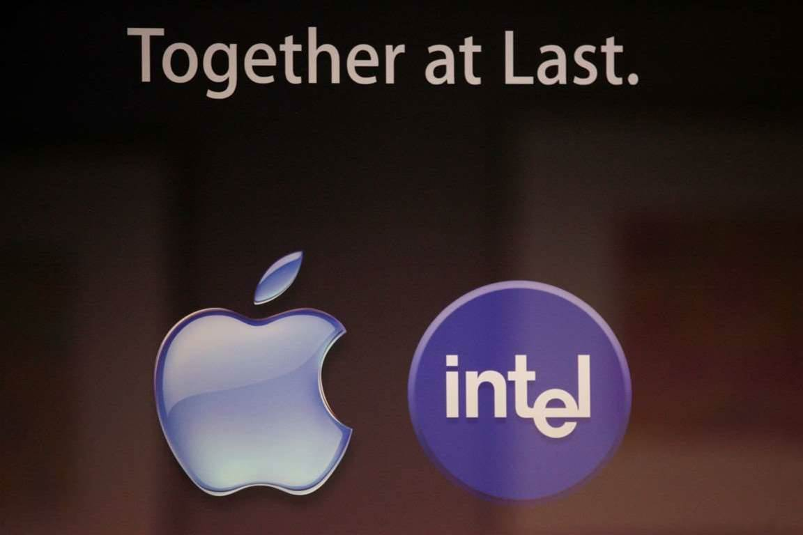 Intel wants chips in iPhone, iPad