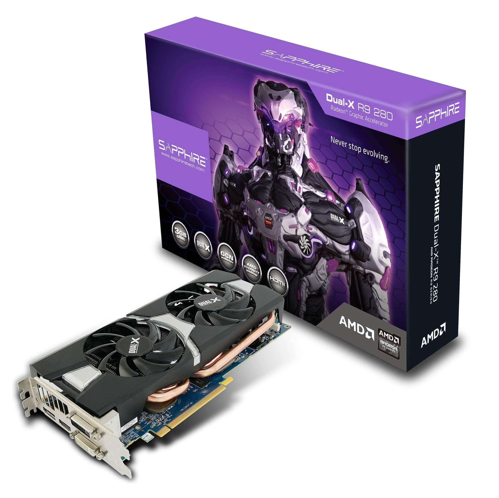 Sapphire releases new AMD R9 series video cards