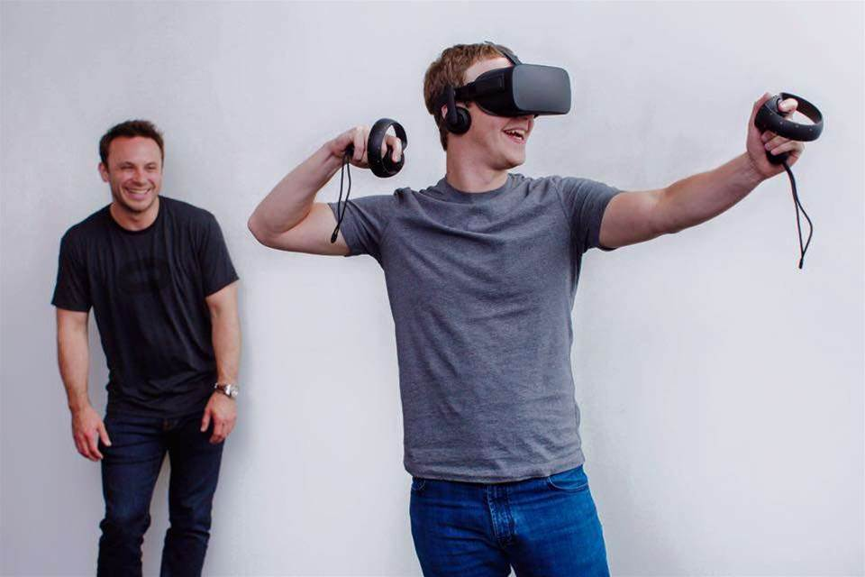 Facebook CEO Says Telepathy Is Coming After Virtual Reality