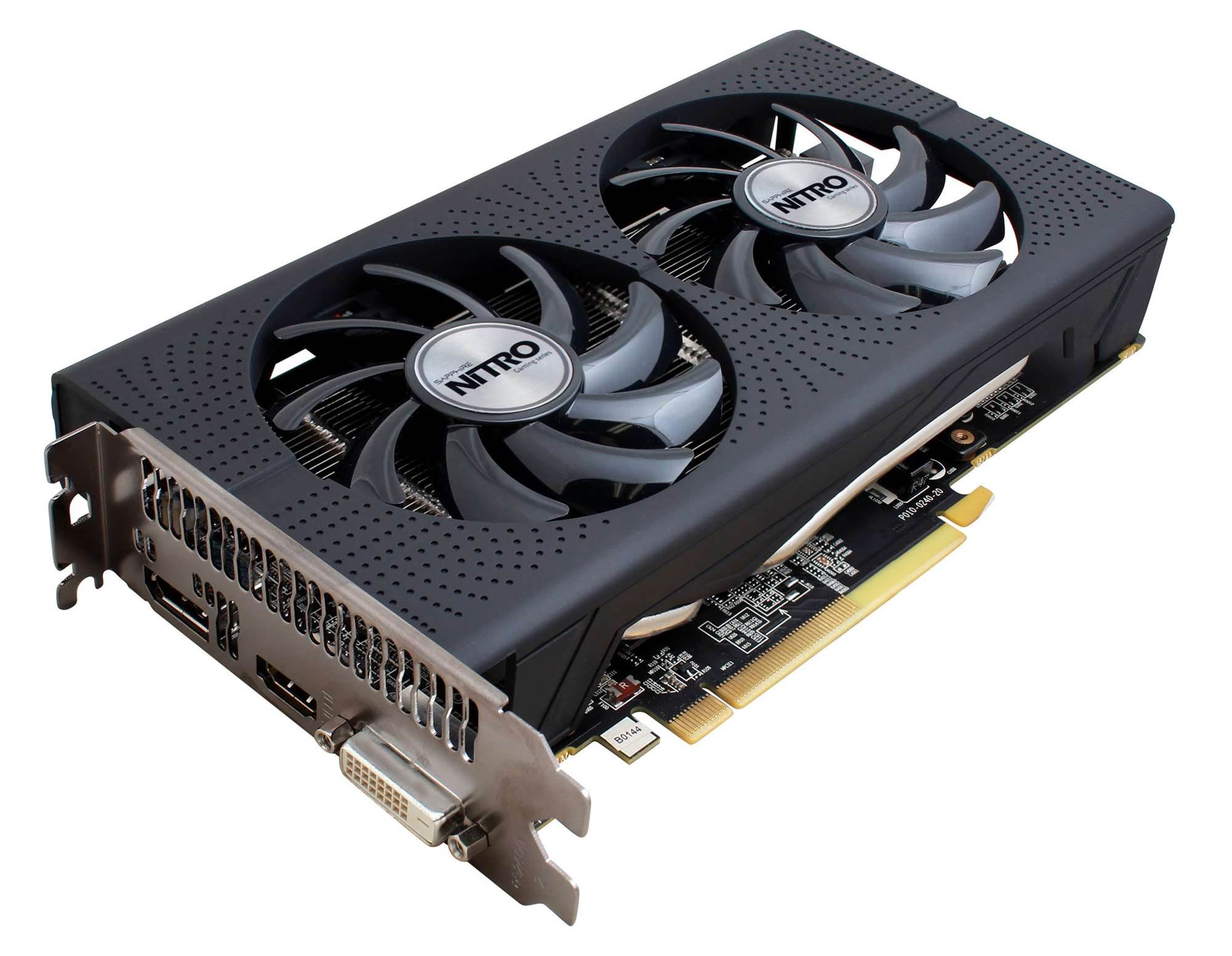 Sapphire reveals Nitro and vanilla RX 460 video cards