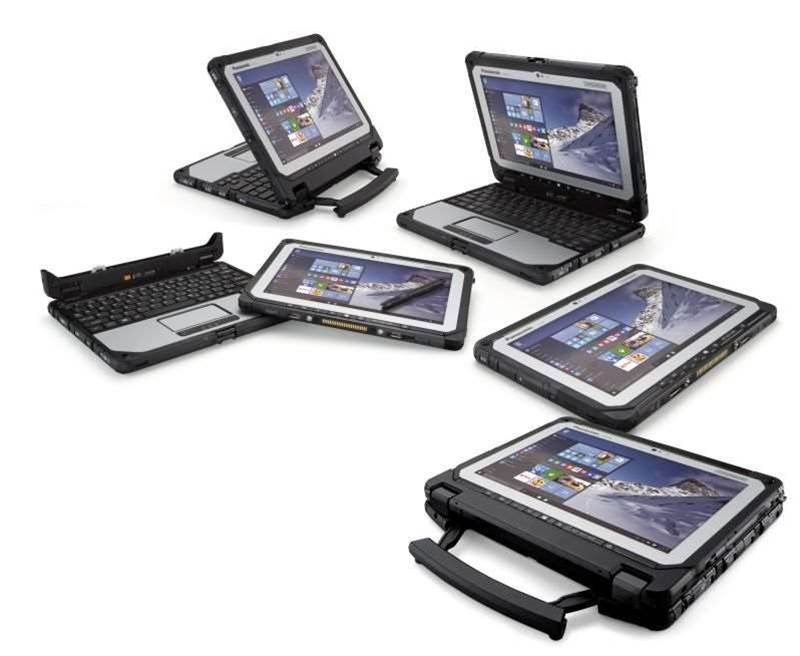 Panasonic announces super-rugged Toughbook 20