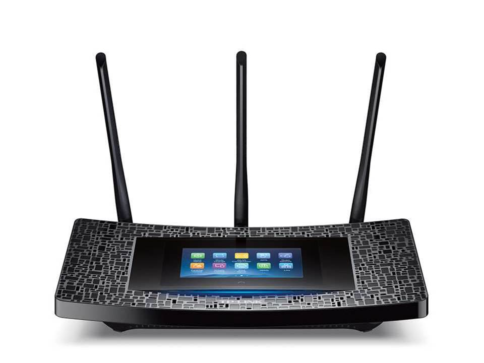 TP Link reveals new Touch P5 Wi-Fi Gigabit Router