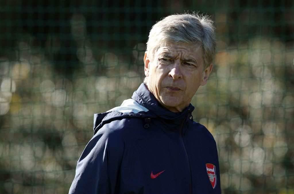 Arsene Wenger Reveals Arsenal Mutiny