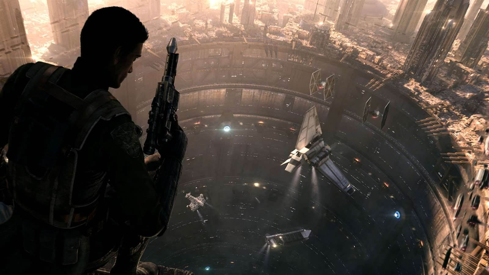 New Star Wars 1313 trailer revealed at Gamescom
