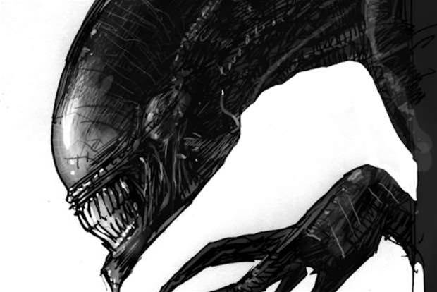 See the mo-capped cast of Alien: Isolation in action