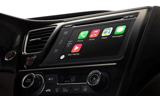 Apple CarPlay Puts iOS In Your Dashboard