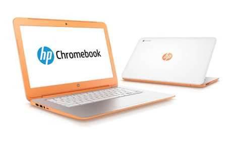 HP unveils five portable PCs
