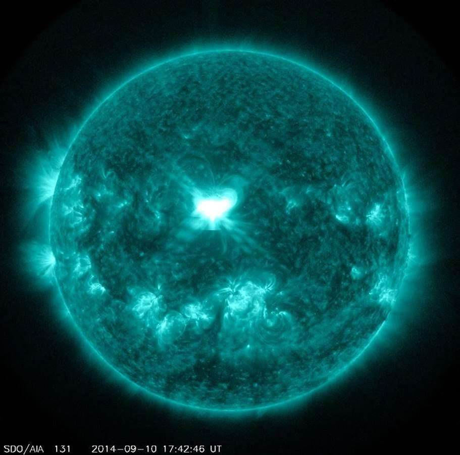 What You Need To Know About The Solar Storm Headed For Earth