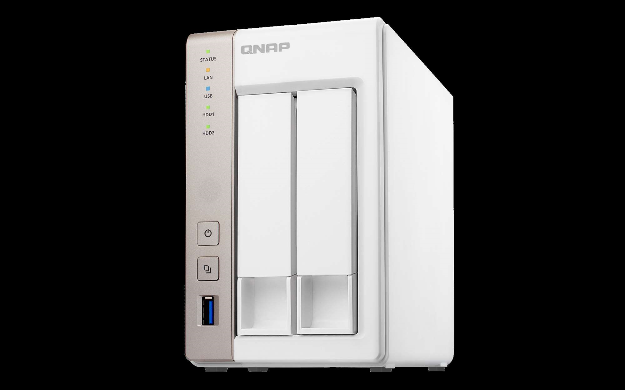 Labs Brief: QNAP TS-251 NAS