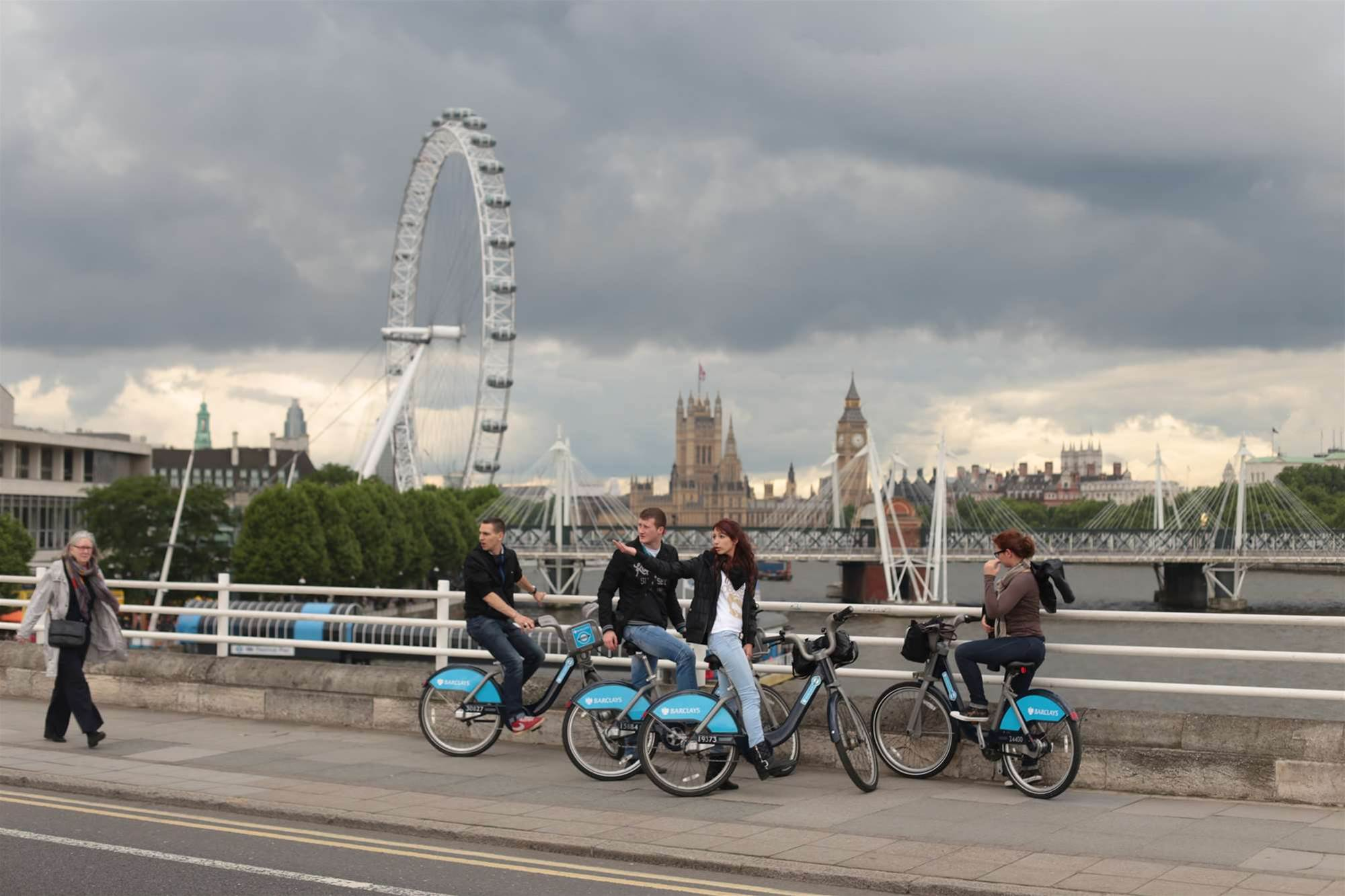 4 More Bicycle Superhighways Are Coming To London