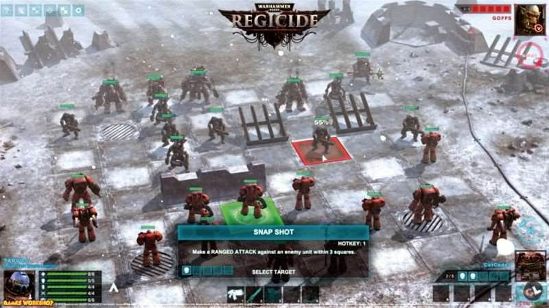 Early Access: Warhammer 40,000: Regicide