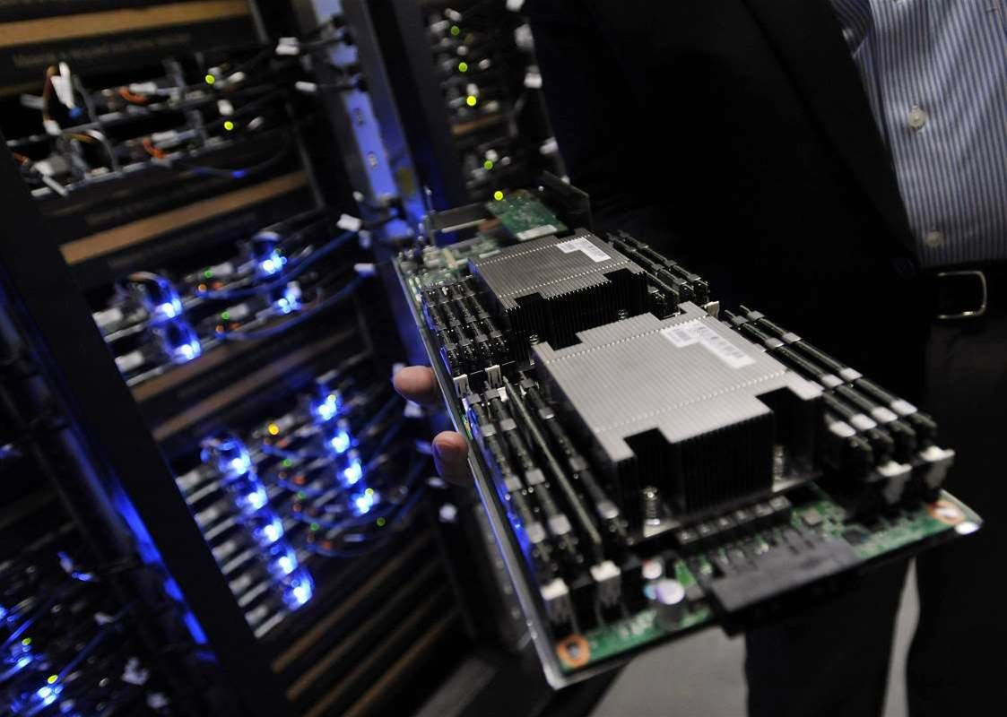 Photos: Inside Facebook's North Carolina data centre