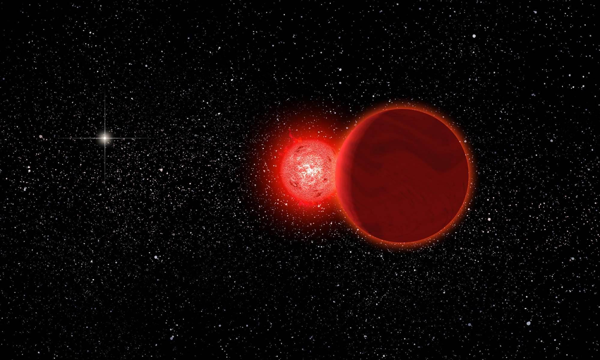 When We Weren't Looking, A Star Passed Within 0.8 Lightyears Of Earth