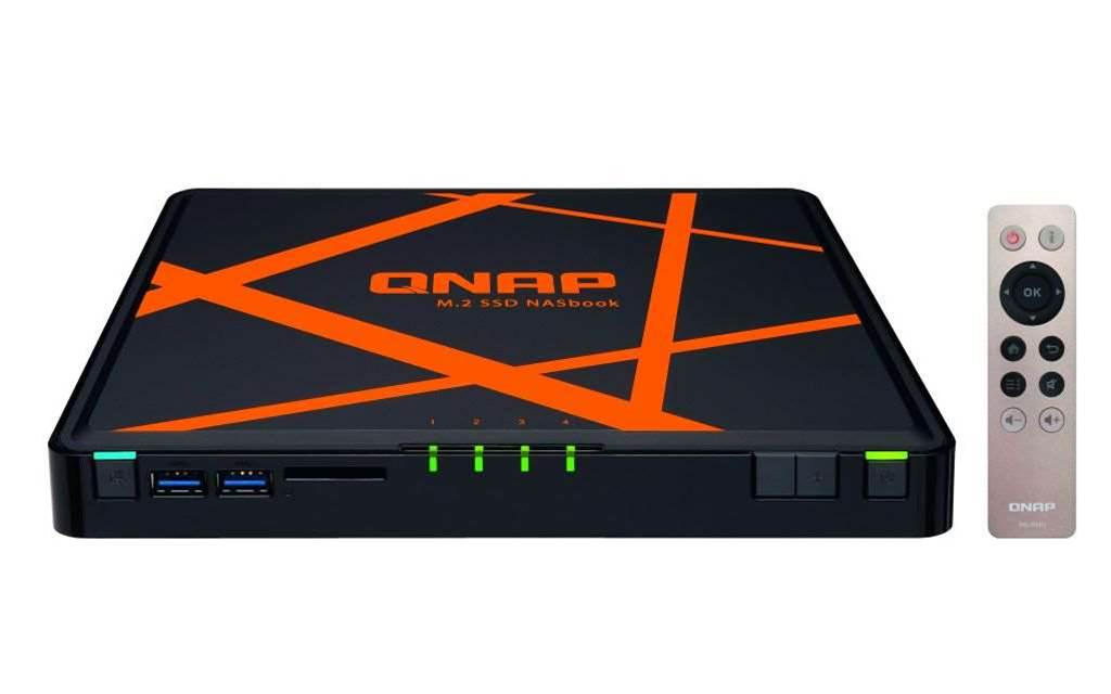 Review: Qnap TBS-453A M.2 NAS
