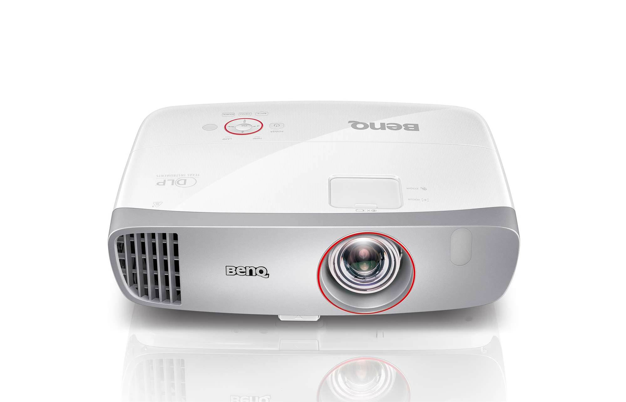 BenQ lifts the curtain on gaming-focused W1210ST Home Projector