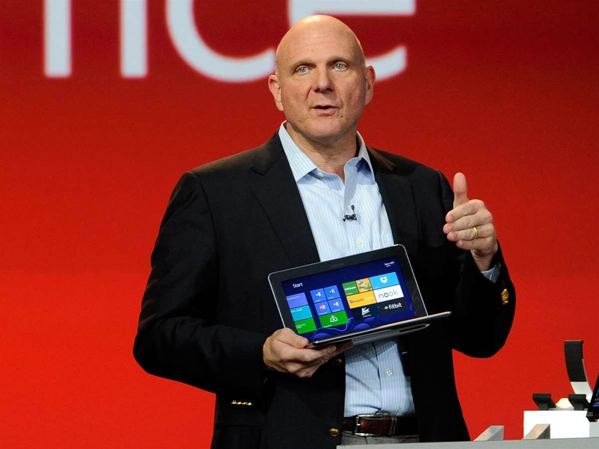CES 2013: Ballmer makes surprise cameo at Qualcomm Keynote