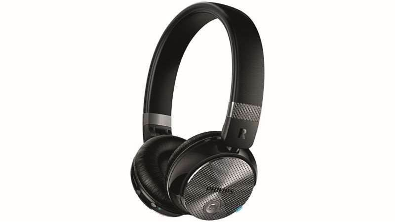One Minute Review: Philips SHL3850NC Active Noise Cancelling headphones