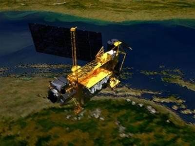 Missing: One Giant Satellite. If Found, Call NASA.