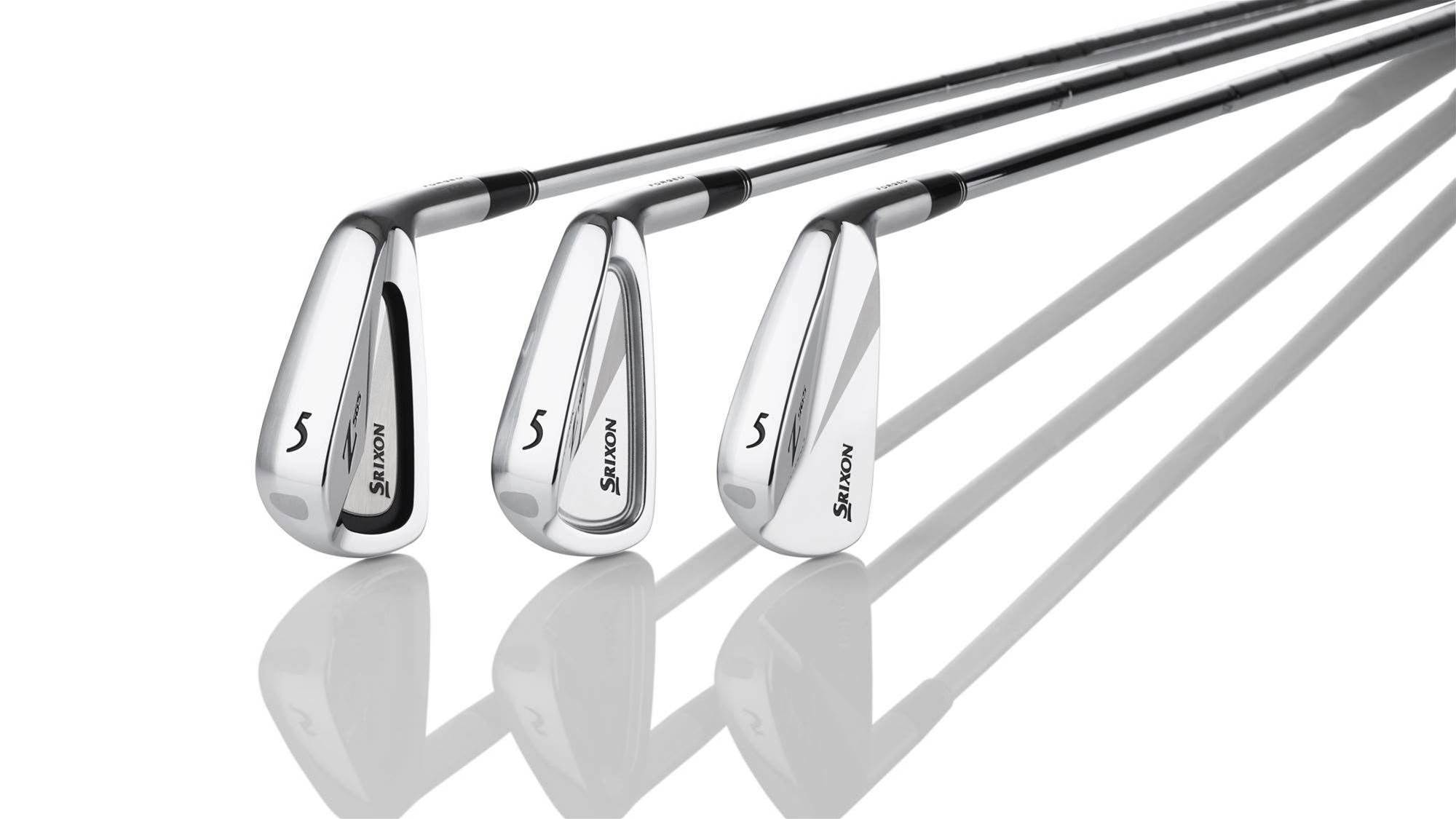 NEW GEAR: Srixon Z Series irons