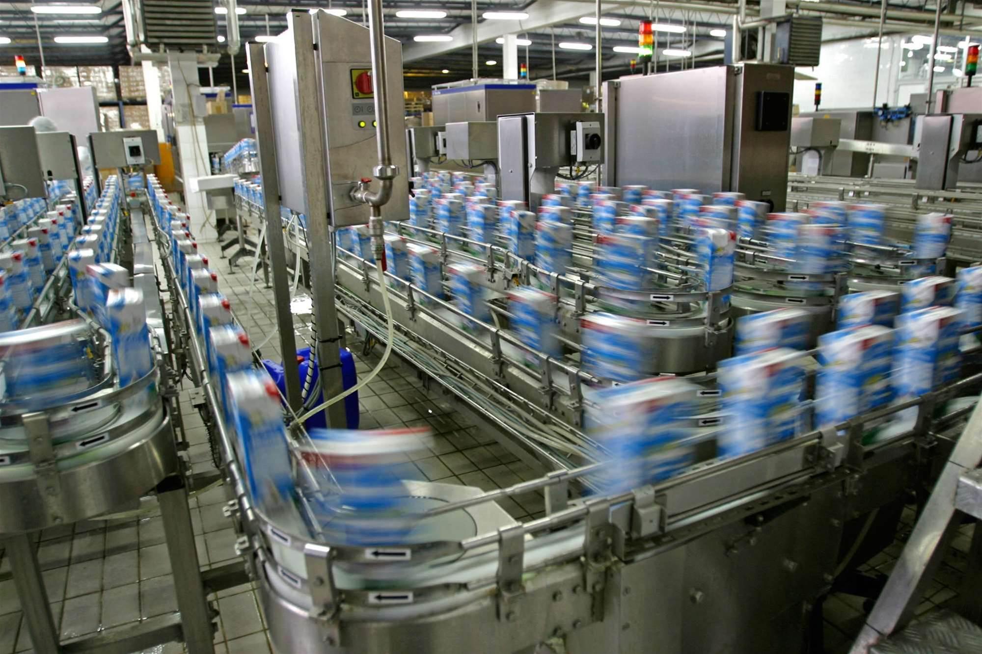 Frucor shifts manufacturing to SAP